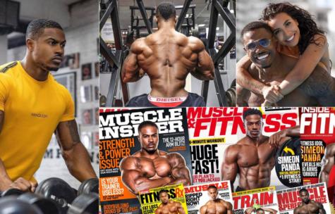 Simeon Panda - fitness model, ktorý patrí k najvplyvnejším influencerom sveta