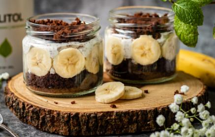 Recept - Zdravšia krtkova torta v pohári