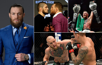 Conor McGregor - kontroverzný šampión a najvýraznejšia postava MMA scény