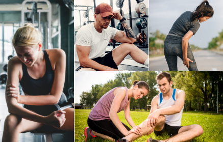 Natažený a natržený sval: Jaká je první pomoc a má smysl vždy ledovat?